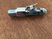 "L-Handle Quick Release Detent Pin 4294159 3//8/"" x 2.5/"" MS17986C625 Ball-Lock"
