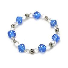 Blue Dice Bracelet Bunko Prize
