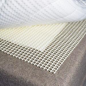 Antirutschmatte für Boxspringbett Matratzen und Topper Antirutsch Unterlage