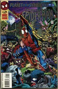 Spectacular Spider-Man Super Special #1-1995 fn+ 6.5 Venom Spiderman Giant