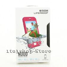 LifeProof nuud Waterproof Water Dust Snow Proof Case for iPhone 7 Plum Purple