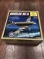 NEW ERTL Douglas DC-3 R.A.F. Transport Command Operation Market Garden Airplane