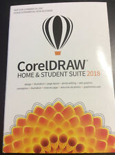 CorelDRAW Home & Student Suite 2018 for PC # 2562