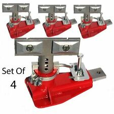 Universal Anchoring Package Chief Style Frame Machine Set of 4