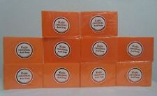 LOT OF 10 KOJIC ORIGINAL PAPAYA WHITENING ACID SOAP
