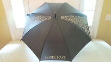 Vintage Conde Nast Wood Umbrella Vogue GQ Vanity Fair