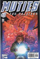 Marvel Comics Muties #2 May 2002 VF