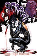 Kabuki Agents: Scarab (1999 Series) #1 Quesada Fine Comics Book