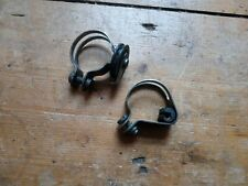 Gear cable tension pulley/tension clamp