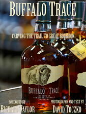 Buffalo Trace Coffee Table Photography Book Signed by Author