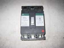 Ge Ted134045 Industrial Circuit Breaker 3 pole 45 amp 480vac