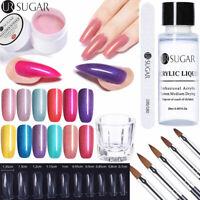 UR SUGAR Acrylic Powder Liquid System Nail Tips Extension  Nail Art