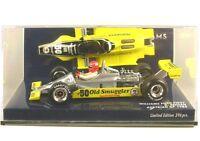 Williams Ford FW07 No.50 Austrian GP 1980 (Rupert Keegan)