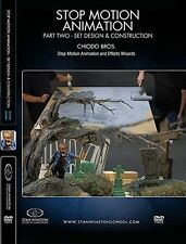 Stop Motion Animation: Part Two - Puppet Creation (DVD) Ships within 12 hours!!!