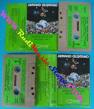 MC ADRIANO CELENTANO Me live!vol.1 2 1979 italy CLAN 30CLN20133 no cd lp dvd vhs