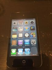 Apple iPod Touch 4th Generation 32GB - Black LCD Issue AC496