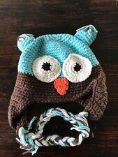 Baby Owl Beanie NWT size 6 - 18 months