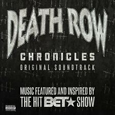 DEATH ROW CHRONICLES: ORIGINAL SOUNDTRACK   CD NEUF
