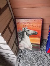 Der Herr der Steppe, ein Roman von Olai Aslagsson, aus dem Gebrüder Weiss Verlag