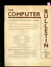 Hartree .. Lot of articles on ENIAC , , Differential Analyzer, etc