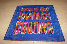 """HOUSE OF LOVE - BEATLES AND THE STONES - HOLP 4 !45 tours / 7"""" LTD POSTER BAG"""