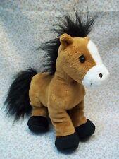 "Delightful Animal Alley 8"" Plush Horse"