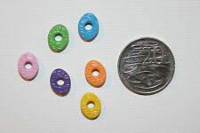 EASTER EGG Eyelets x6, BRIGHTS, Cards/Scrapbooking