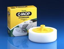 """Farecla WHITE G Mop Standard 150mm Compound Polish Head 14mm Sponge Foam 6"""" Inch"""