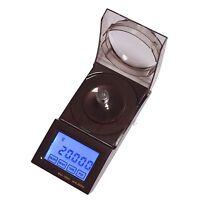 20g x 0.001g Precision Touch Screen Jewelry Carat Scale 100ct Pocket Gem Balance