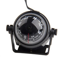 COMPASS ILLUMINATED 12V CARAVAN MARINE BOAT CAR TRUCKS NAVIGATION BLACK HOT