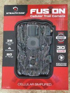Stealth Cam Fusion Cellular Trail Camera - Verizon Certified