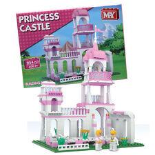 Guaranteed4less My Girls Princess Dream Home Brick Blocks Set Building Kids