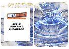 Ultradecal iPad Air 2 Skin Wrap Decal Printed Sticker 3M Vinyl - Frozen Flowers