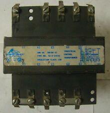 1pc. Acme TA-2-54536 Industrial Control Transformer, Used