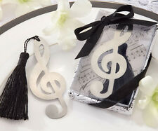 Latest Music Note Alloy Bookmark Novelty Ducument Book Marker Label Stationery