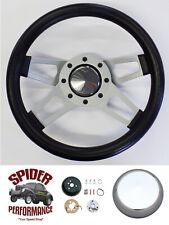 "1974-1993 Volkswagen steering wheel 13 1/2"" FOUR SPOKE"