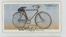 1939 Player's Cycling Tobacco Base 35 Light Roadster Bicycle Non-Sports Card 1t5