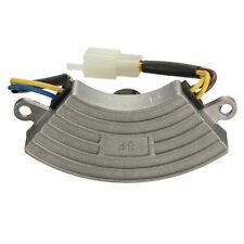 Grey 2KW-3KW Generator Petrol Automatic Voltage Regulator AVR Aluminum Shell LW