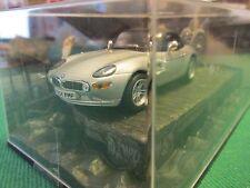 James Bond CARS COLLEZIONE 004 BMW Z8 IL MONDO NON BASTA