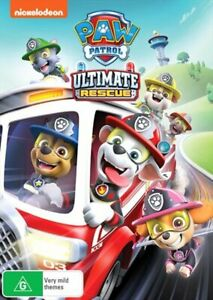 Paw Patrol - Ultimate Rescue DVD