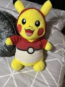Build A Bear Pokemon Pikachu