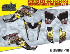 MOTOSTYLE-MX DEKOR KIT ATV SUZUKI LTZ 400 2003-2008 GRAPHIC KIT E3888 B