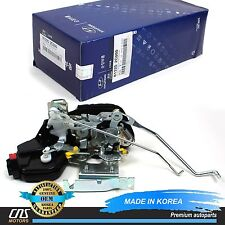 GENUINE Door Lock Actuator Latch RIGHT for 03-08 Hyundai Tiburon OEM 81325-2C000