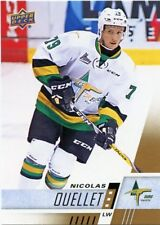 17/18 UPPER DECK CHL #269 NICOLAS OUELLET VAL-D'OR FOREURS *48805