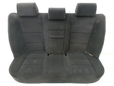 BMW 5 Series E39 Saloon Back Seat Rear Bench Fabric Flock Strip Anthracite
