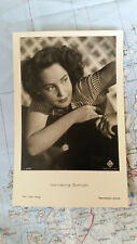 Ak Hannelore Schroth Portrait Ufa Schauspielerin Postkarte Ansichtskarte 20397