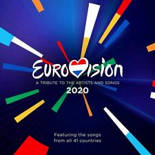 EUROVISION SONG CONTEST 2020 (Rotterdam) 2 CD Set (2020) (Official Release)