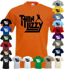 Thin Lizzy - poster 1 T-shirt hard rock all colors all sizes S-5Xl