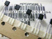 10 Pièces Motorola MPSA 56rl PNP Transistor 80 V 500 mA to92 (m4974)