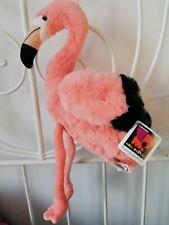 Flamingo NEU 46 cm Stofftier Plüschtier pink Morgenroth kuschelig Trend weich